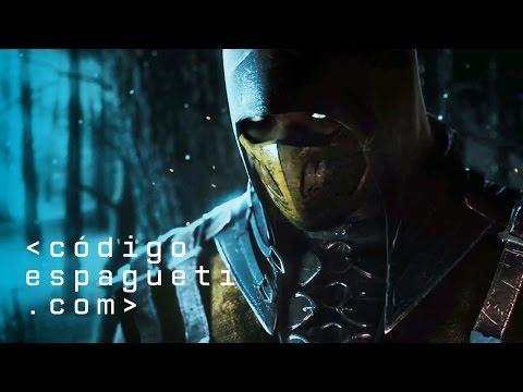 Mortal Kombat X - Entrevista con Andrew Stein