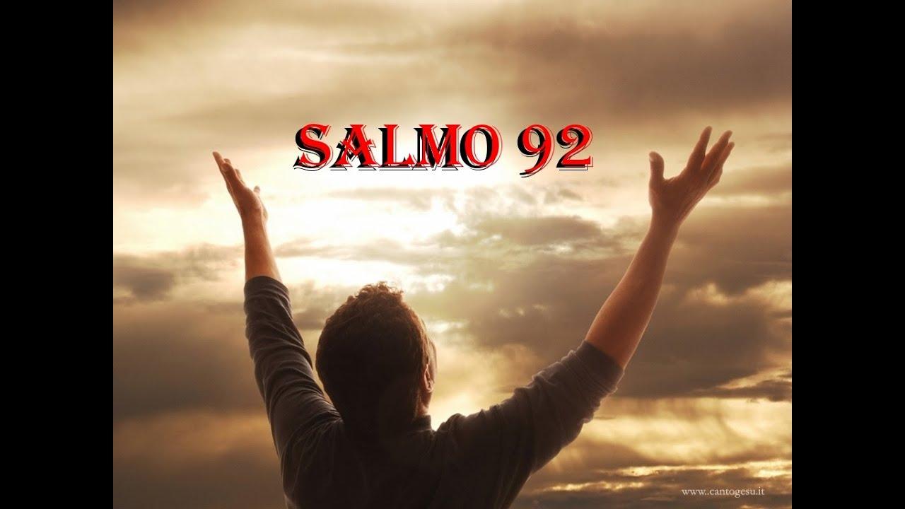 Resultado de imagen para Salmo 92
