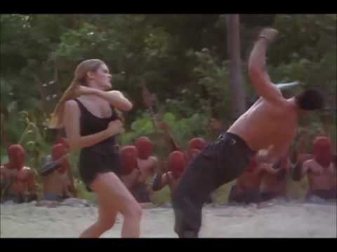 Mortal Kombat O Filme- Sonya Blade vs Kano