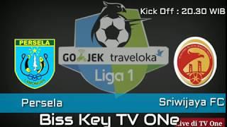 Video Gol Pertandingan Persela Lamongan vs Sriwijaya FC