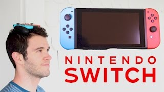 THE SWITCH IS HERE!!!