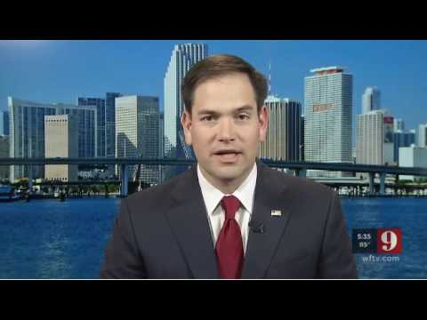 WFTV to Marco Rubio: Why not commit to a full term?