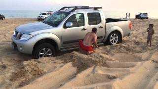 Сузуки гранд витара на песке
