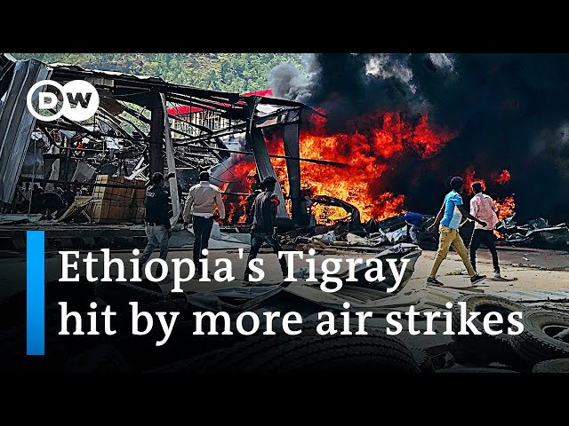 Tigray: Is Ethiopia's civil war entering a new phase? | DW News