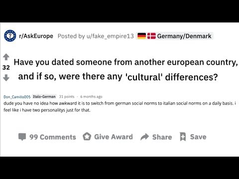 People Share Cultural Issues They Had When Dating Someone From Another Country