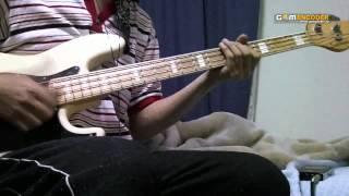 水樹奈々さんの「Don't be long」を弾いてみた。[ベース]