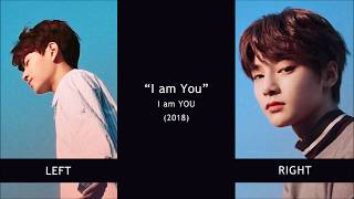 A Different Member Singing in Each Ear - Stray Kids I Am YOU Edition