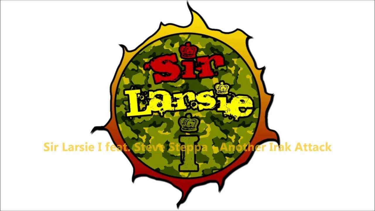 Sir Larsie I Feat. Steve Steppa Whip Dem EP