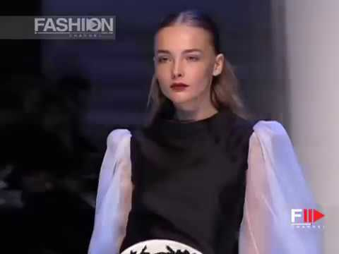 VALENTINO Full Show Spring Summer 2006 Paris by Fashion Channel