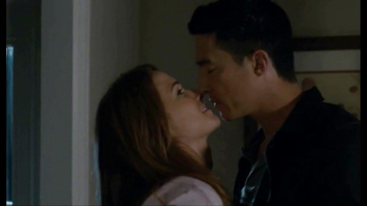 grace park kiss kiss