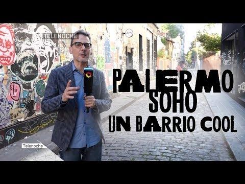 Palermo Soho es uno de los barrios más cool según una revista inglesa