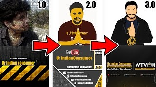 UIC Revamp Journey [ 3 Awesome Years ] | Channel Art Updates