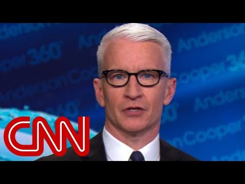 Anderson Cooper: Trump's being called out by his own party