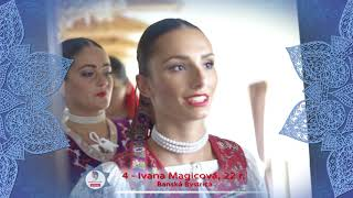 MISS FOLKLÓR 2017 | finalistka č. 4 | Ivana Magicová