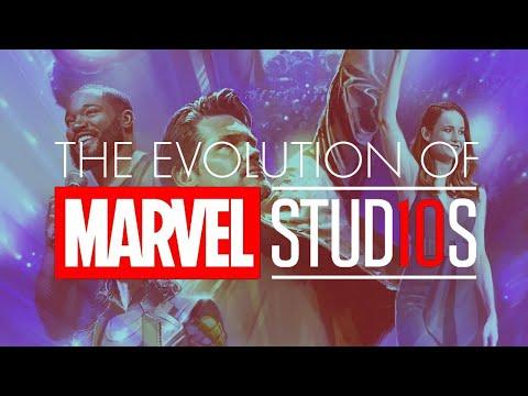 The Evolution of Marvel Studios