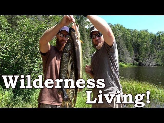 The Wilderness Living Challenge Teaser