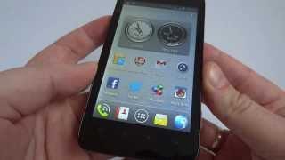 Prestigio MultiPhone 4300 DUO  hands on