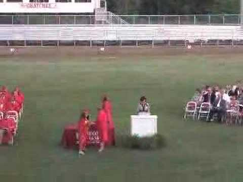 Tagan graduates from Ohatchee High School