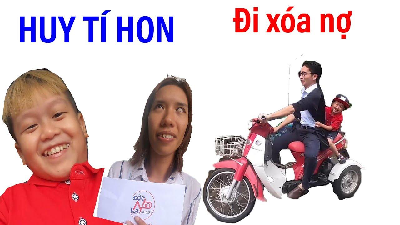 Huy Tí Hon giúp cô gái mù xóa món nợ  mua xe máy II ĐỘC LẠ BÌNH DƯƠNG