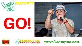 GO! Speak fluent English-vocabulary, grammar, and pronunciation-with Fluency MC!