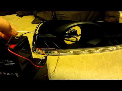 Туманки с ДХО+повторители Chevrolet Cruze