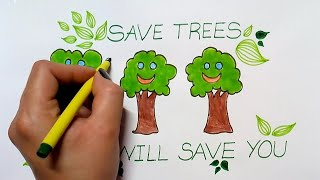how to write environment day slogan