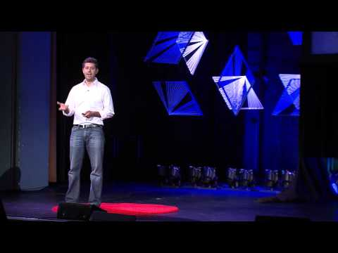 Why happy is closer than you think | Cesar Gonzalez | TEDxFargo