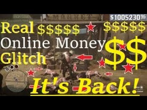 *NEW* REAL UNLIMITED MONEY GLITCH (After Patch) Red Dead Redemption 2 Online Dupe Glitch!! thumbnail