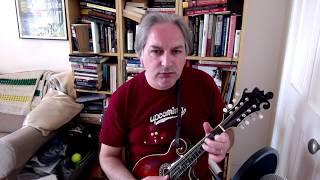 The Sailor's Bonnet (reel) on mandolin