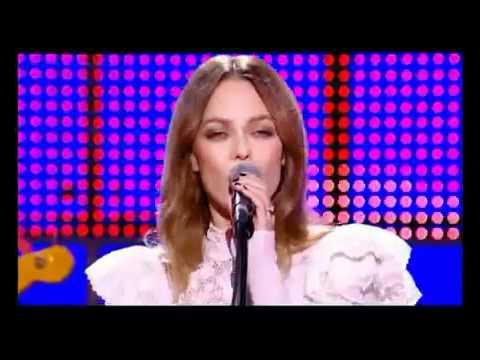 """Vanessa Paradis et -M- """"La Seine"""" en Live"""