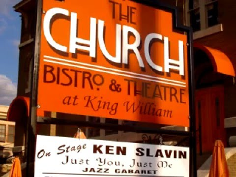 """KEN SLAVIN: """"THE NEARNESS OF YOU"""""""