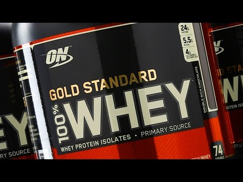Gold Standard 100% Whey – Motivation