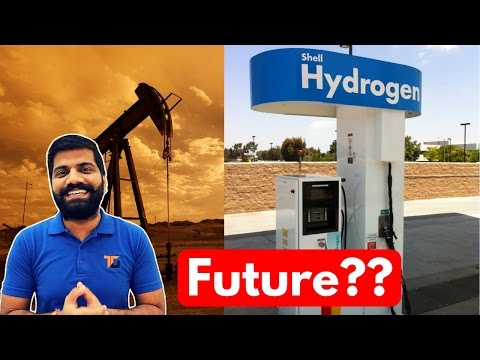 Fuel Cell Explained - Power from Hydrogen!!! The Future!!!