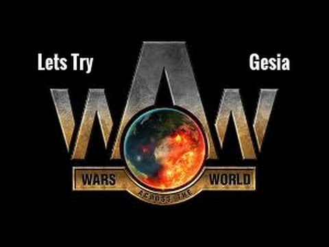 Let's Try Wars across the World