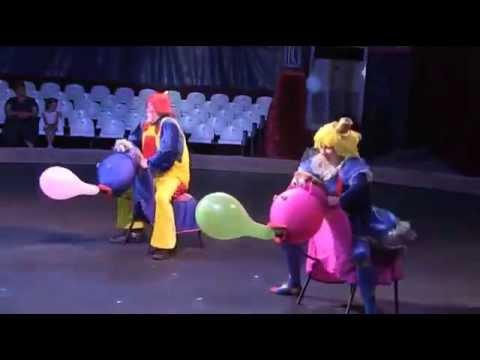 Смешные Клоуны Видео для Детей