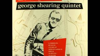 George Shearing - The Breeze And I, from 1954 MGM LP.