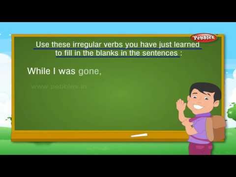 Learn English Grammar : Present Tense , Past Tense & Past Present Tense | Basic English Grammar
