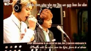 [Lyrics+Sub Español+English Sub] 131116 KRIS & LAY Live Cut~