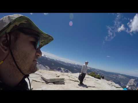 Yosemite - Cloud's Rest Hike 2016