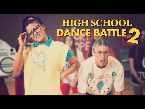 HIGH SCHOOL DANCE BATTLE - GEEKS VS JOCKS! // ScottDW - Out My Mind
