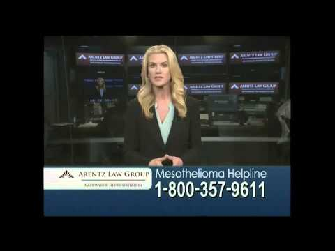 Arentz Law Group TV Commercial, 'Mesothelioma'