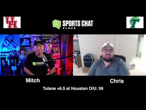 Tulane at Houston - College Football Picks & Prediction - Thursday 10/8/20   | Sports Chat Place