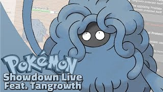 Choice Specs Tangrowth! Pokemon Sun and Moon OU Showdown Live W/OPJellicent (Smogon OU Team)