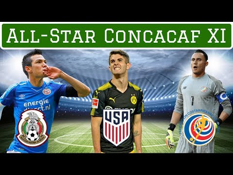 All-Star North American / CONCACAF XI