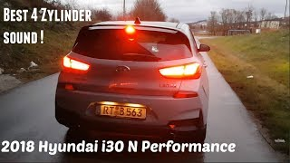 2018 Hyundai i30 N Performance - Sound, *cold start*, tunnel sound