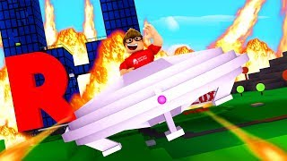 I DESTROYED ROBLOX HQ!