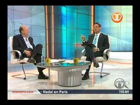 Telemetro Roberto Eisenmann sobre la justicia en Panamá