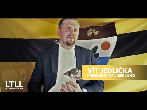 Let's talk Liberland - Vit Jedlicka (the president of Liberland) interview