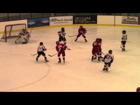 Full Game Red Wings at Clarence Jan 23 2016