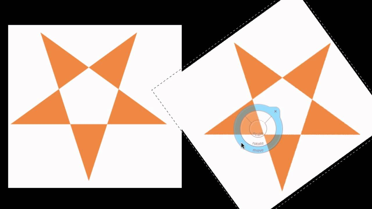 hight resolution of Rotational Symmetry (video lessons